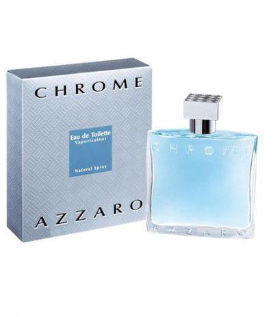 500dc44274 Azzaro Perfume Masculino Chrome Masculino - Eau de Toilette 30ml ...