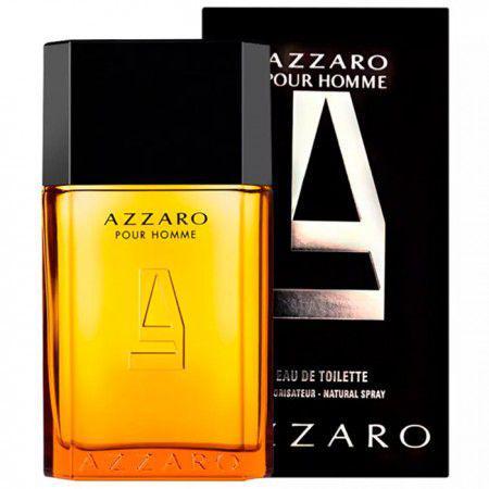 67bc6e77d Azzaro Pour Homme Perfume Masculino - Eau de Toilette 30ml - Perfume ...