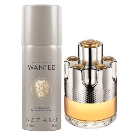Azzaro Wanted Masculino Eau de Toilette - Perfume + Desodorante - Azzaro
