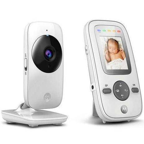 Imagem de Babá Eletrônica Motorola com Monitor 2.4 GHz Wireless