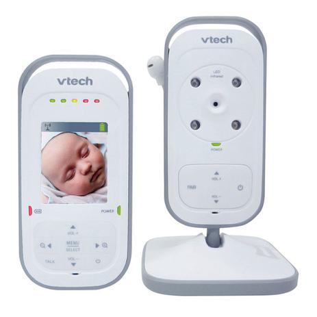 Imagem de Baba Eletronica Vtech VM311 com Monitor Digital