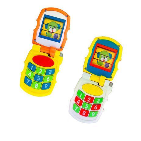 Imagem de Baby phone zoop toys