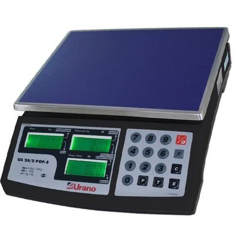 Imagem de Balança 20 Kg com Bateria e Backlight - URANO