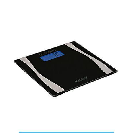 Imagem de Balança de Banheiro com Bioimpedância BK60 Black Decker