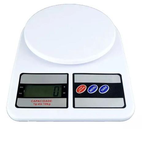 Imagem de Balança de Precisão Digital até 10kg Cozinha com Nota Fiscal