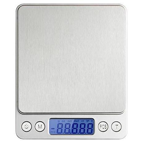 Imagem de Balança de Precisão para até 2Kg Precisão de 0,1g  JY30