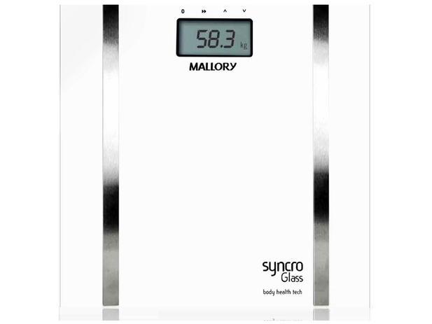 Imagem de Balança Digital até 150kg com Medidor de Gordura