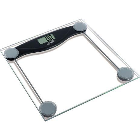 Imagem de Balança Digital de Vidro G-Tech Glass10 com Capacidade de 150kg