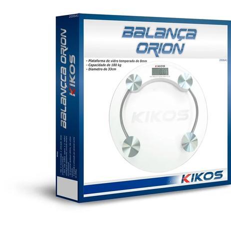 Imagem de Balança Orion Kikos