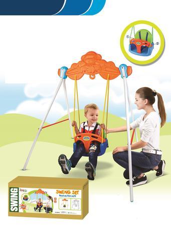 Imagem de Balanço infantil playground com encosto e cinto - 18288