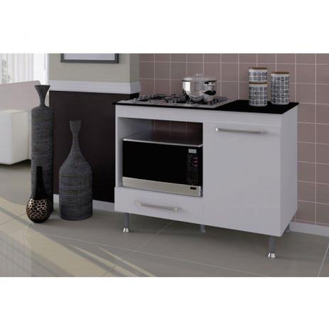Imagem de Balcão para Cooktop com Tampo Indekes