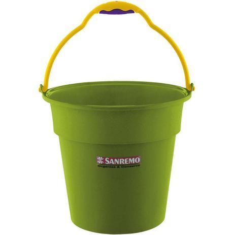 Imagem de Balde 8 litros verde Sanremo