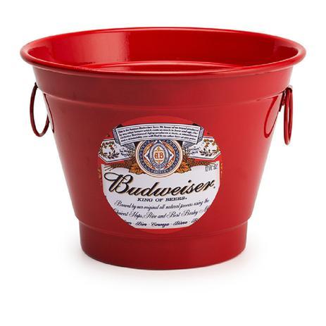 Imagem de Balde de Gelo 6 Litros Budweiser