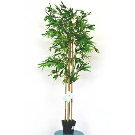 Bambu Artificial de 1,6m de altura 988 folhas da DESIGN PLANTAS ...