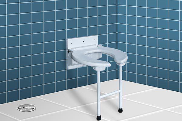 Imagem de Banco / Assento para Banho Dobrável da Carci