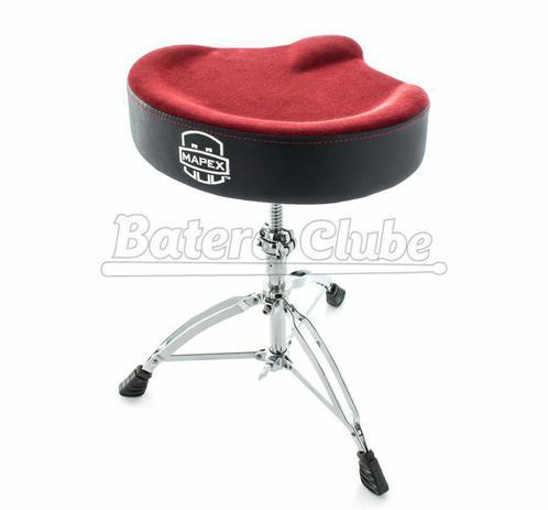 Imagem de Banco Mapex T765ASER Assento Selim Red Cloth Edição Limitada Top de Linha