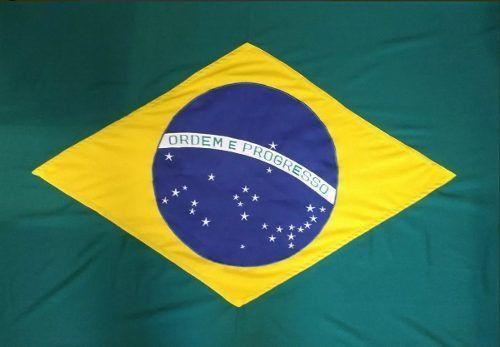 Imagem de Bandeira Do Brasil 2,5 Panos