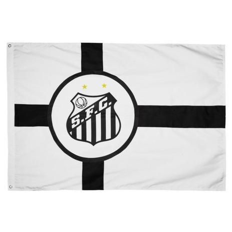 Imagem de Bandeira Oficial Santos 2 Panos