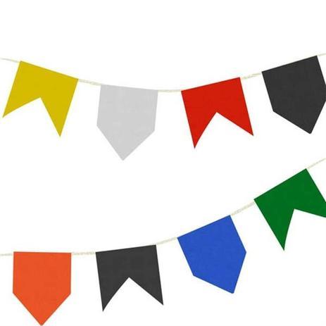 Bandeirinhas De Papel Festa Junina 10 Metros Festabox