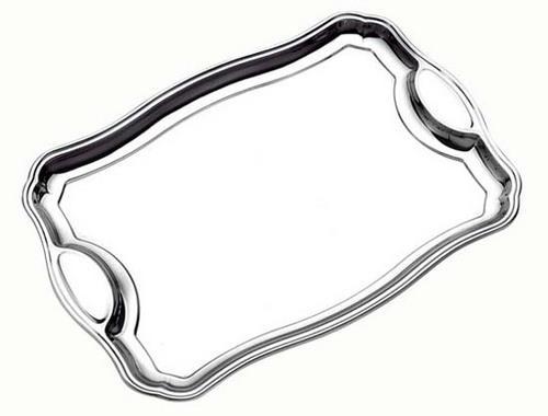 Imagem de Bandeja Retangular Aço Inox CLASSIC Tramontina