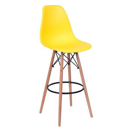 Imagem de Banqueta Eiffel em Policarbonato Or Design - Amarelo