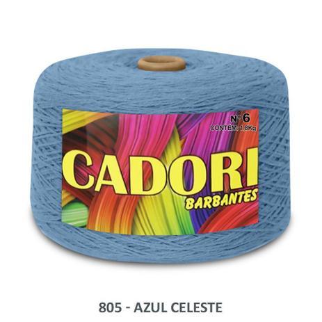 Imagem de Barbante Cadori N06 - 1,8KG Azul Celeste