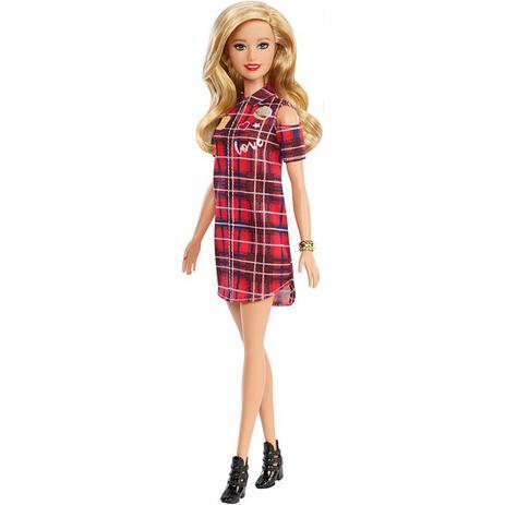 Imagem de Barbie 113 - Fashionistas - GBK09 - Original Cabelo Loiro