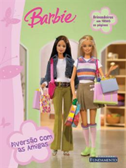 Imagem de Barbie - diversao com as amigas (livro de atividades) - Fun - fundamento