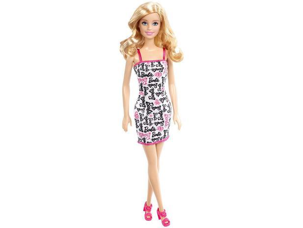 Imagem de Barbie Fashion and Beauty - Mattel T7439