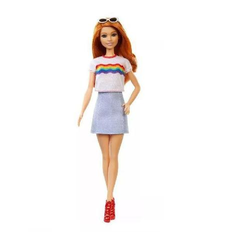 Imagem de Barbie Fashionista Mattel FBR37 122