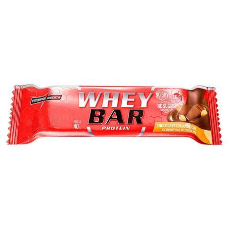 Imagem de Barra de Proteína Whey Bar 24 unidades - IntegralMédica
