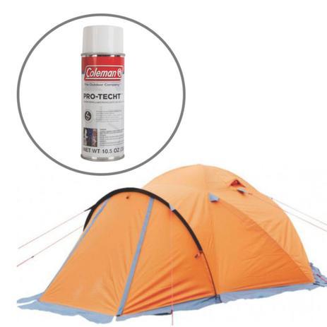 077058b4a Barraca de Camping Himalaya 2 3 Pessoas Azteq - Impermeabilizante para  Barracas Coleman