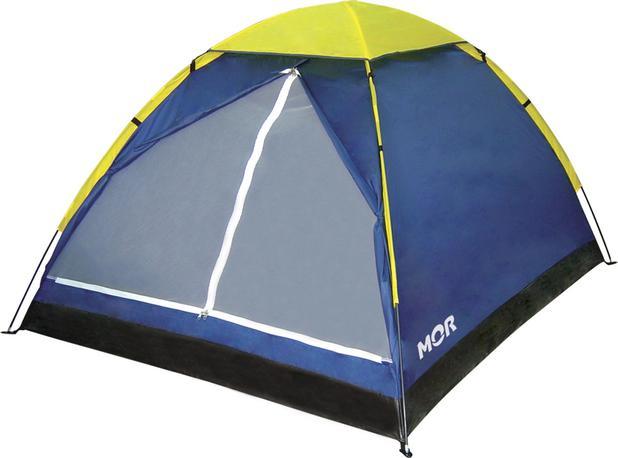 Imagem de Barraca de Camping Tipo Iglu para até 3 Pessoas - MOR 009034