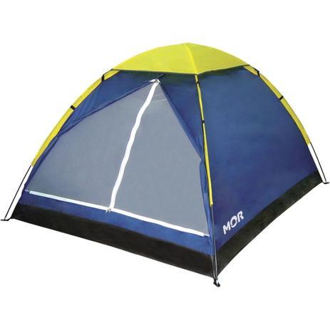 Imagem de Barraca de Camping Tipo Iglu para até 4 Pessoas - MOR 009035