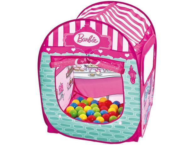 Barraca Infantil Doceria Fabulosa Barbie - Fun