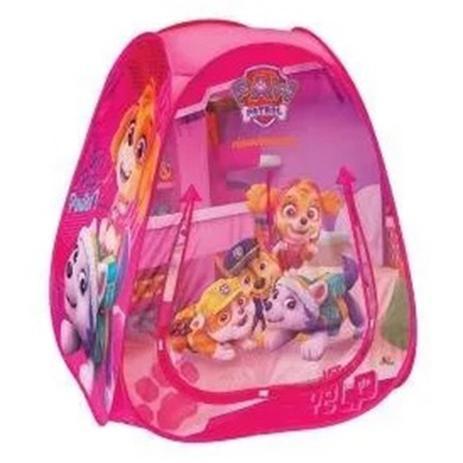 6d90900e22d24 Barraca Infantil Patrulha Canina Para Meninas Rosa - Art brink ...