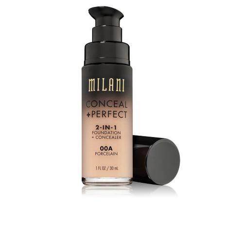 Imagem de Base 2 em 1 Conceal + Perfect Milani