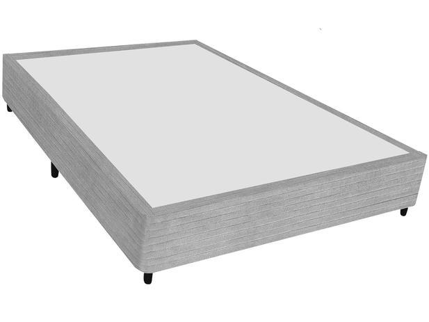 Imagem de Base Cama Box Casal Inducol Mola 29cm de Altura