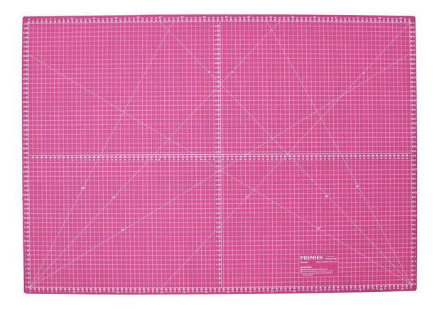 Imagem de Base Corte A1 90x60cm Dupla Face Scrapbook Patchwork Premier