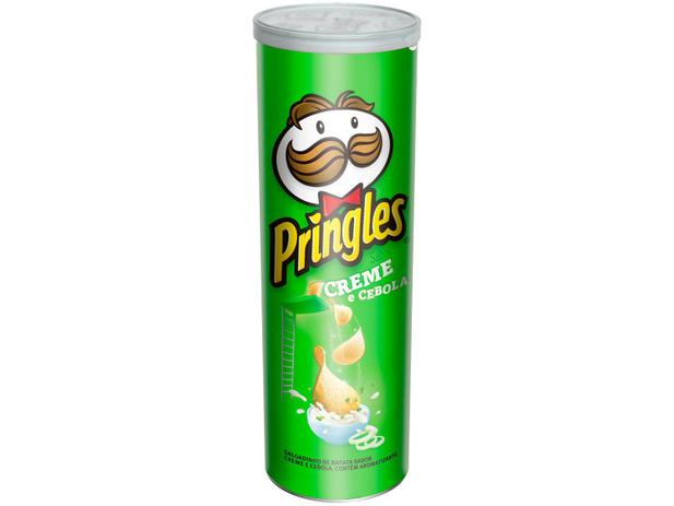 Imagem de Batata Pringles Creme e Cebola 120g