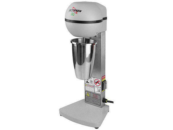 Imagem de Batedor de Milk Shake Industrial com Copo de Inox - Skymsem