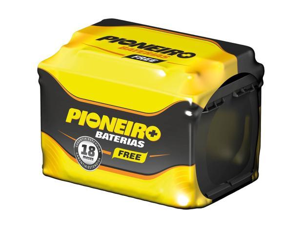 Imagem de Bateria Automotiva Pioneiro 45ah 12v Selada