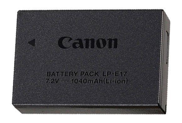 Imagem de Bateria Canon LP-E17 para T6i e T6S