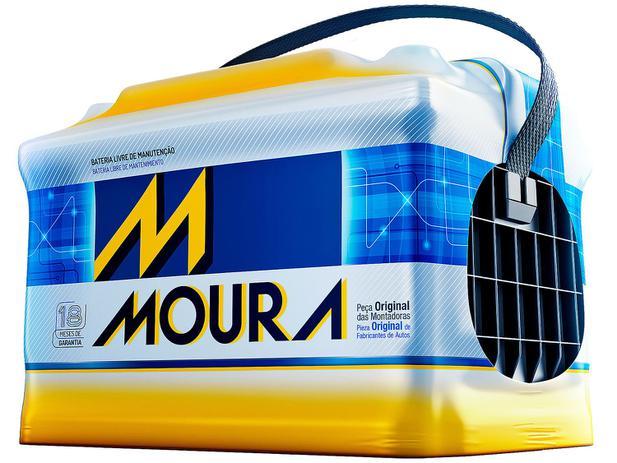 Imagem de Bateria de Carro Moura 80Ah 12V Polo Positivo