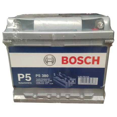 Imagem de Bateria Estacionaria Bosch P5 380  28ah