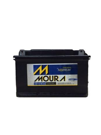 Imagem de Bateria Estacionária Moura NoBreak 12MN63 (63Ah)
