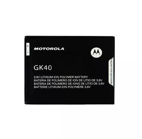 Imagem de Bateria GK40 Moto G4 Play/ Moto G5/ Moto E4/ Lenovo K5 A6020 2800mAh Blister AAA