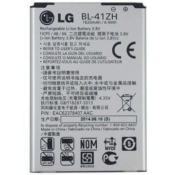 Imagem de Bateria Lg Bl-41zh D227 L50 D295 G2 Lite D213 H222 H326 H342