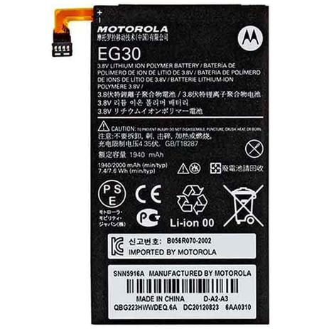 Imagem de Bateria Motorola D3 Original