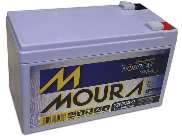 Bateria Moura Centrium ENERGY 12MVA-9 Estacionaria Nobreak 12V 9AH ... ccef55f51cb06